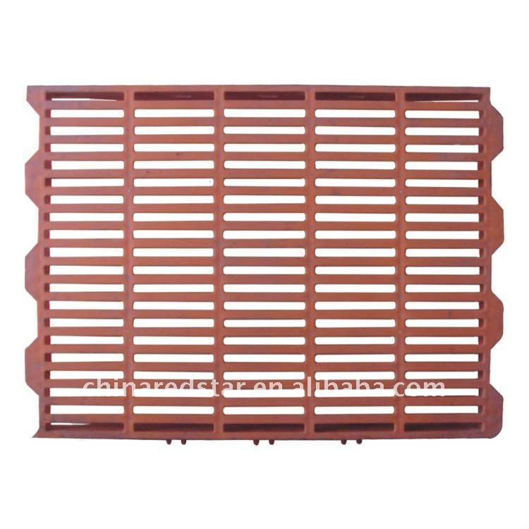 Pig Plastic Slat Floor For Livestock Machinery