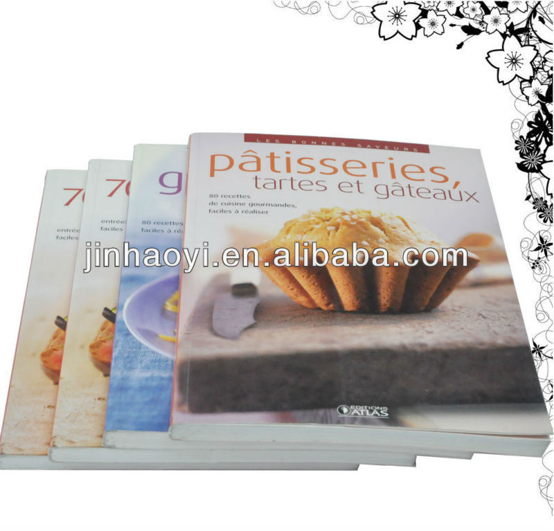 China Cook Book/Food Book/Culinary Book Printing