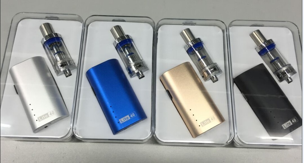 Hot selling e-papieros DIY box mod jomo newest lite 40 e cig box mod e rokok elektroniczny papieros
