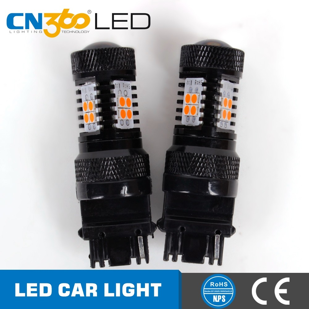 CN360 28W SMD3030 CE Rohs Certified Car Lights Led 5 Amber Roof Light