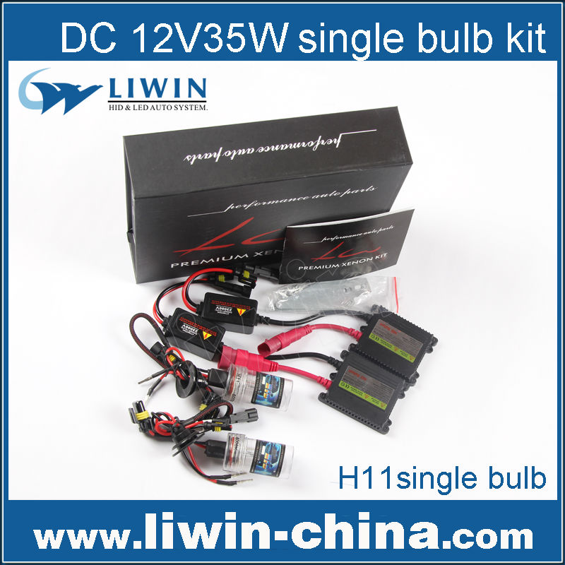 Liwin wholesale high quality DC 12v xenon hid kit h7 35w 55w 4300k 6000k 8000k 10000k h11