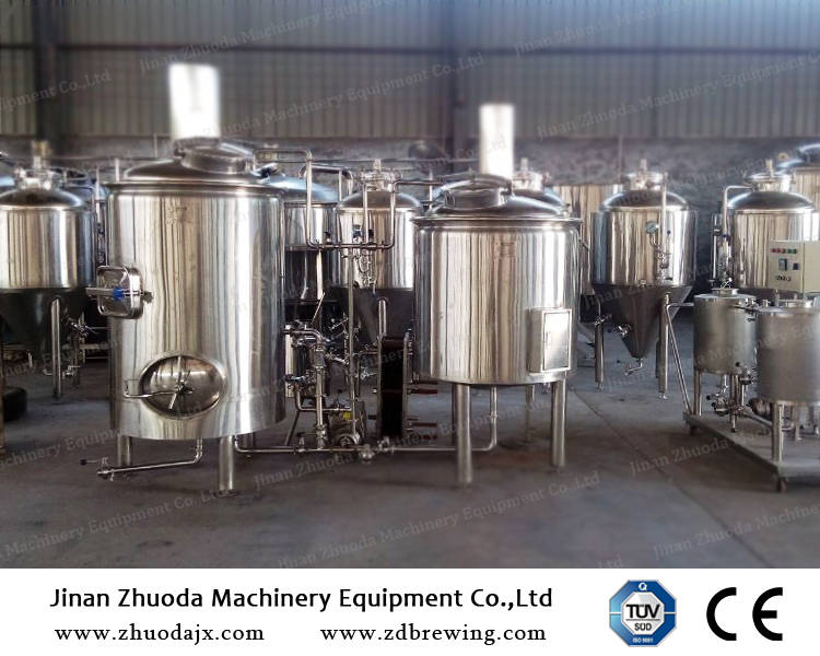 5 years warranty 300L mini brewery equipment,home beer brewing