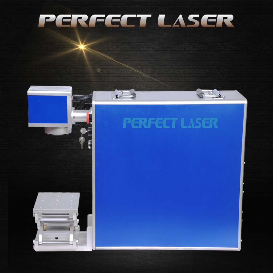 lamp-pumped laser marking machine keyboard laser mark