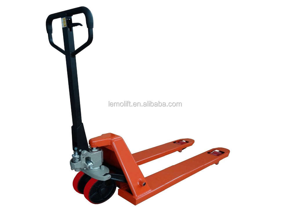 Good quality pallet jack quick lift hand pallet truck