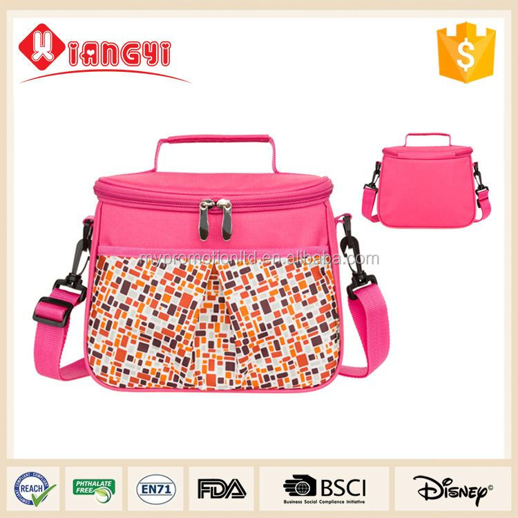 Outdoor fitness Multi Colors cooler bag for phone for frozen food
