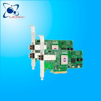 Sfn5122f Dual Port Server Adapter - Pci Express X8 - 2 Port(S) - Low-Profile