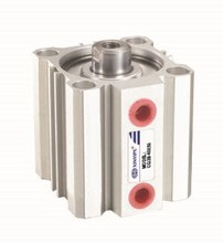 CQ2 Series space save pneumatic cylinder bore size 125mm