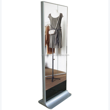 55 Inch Stand Alone Interactive Magic Mirror LCD Advertising display