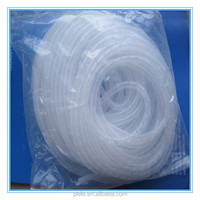 Supply wire accessories wrapping sleeves plastic spiral wrap