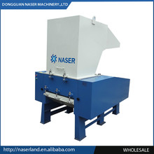 single shaft China industrial plastic shredder grinder crusher price