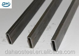Hollow section large diameter galvanized welded steel pipe square/Rectangular/oval tube for building