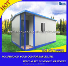 prefabricated capsule hotel small prefab houses smart home
