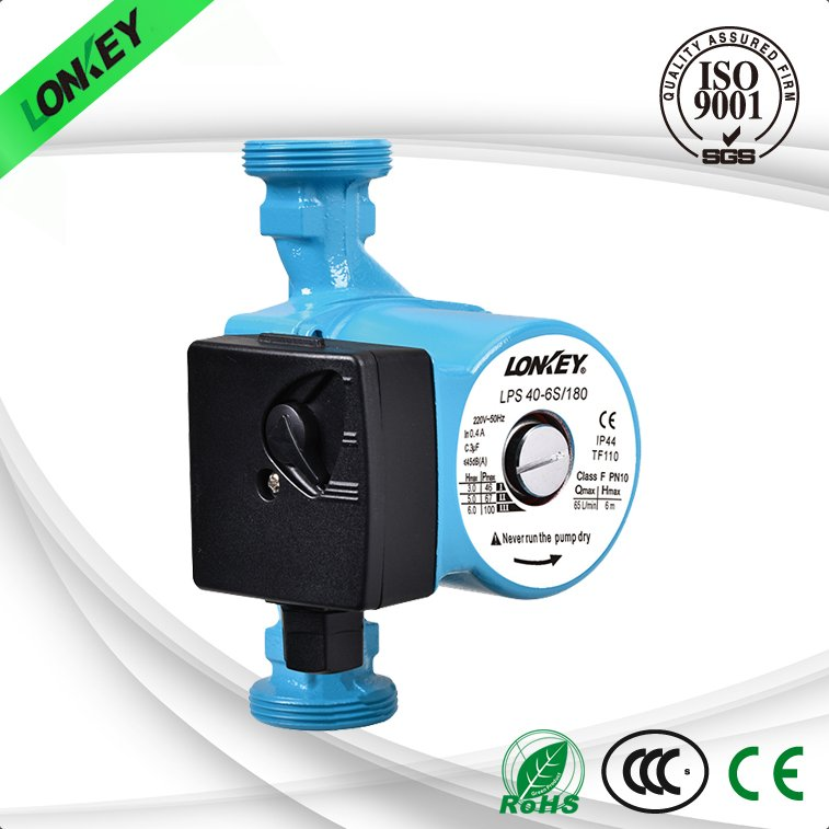 high quality electric hot water circulating pump