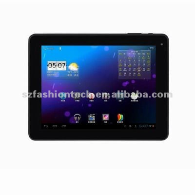 2012 ShenZhen Android 4.0 Dual Core 10 inch MID