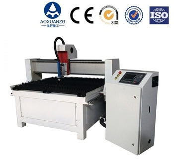 America Hyperthem Plasma Power Source CNC Plasma Cutting Machine