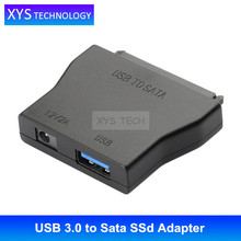 HDD SSD Converter Adapter Cable,usb 3.0 to sata ssd adapter/