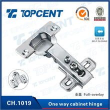 35 cup one way cold-rolled steel self closing cabinet damper hinge