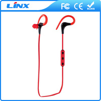 sport wireless Bluetooth earphones bluetooth headset with MP3 player