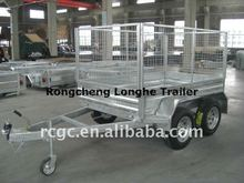 Heavy Duty Hot-dipped Galvanized Utility Trailer