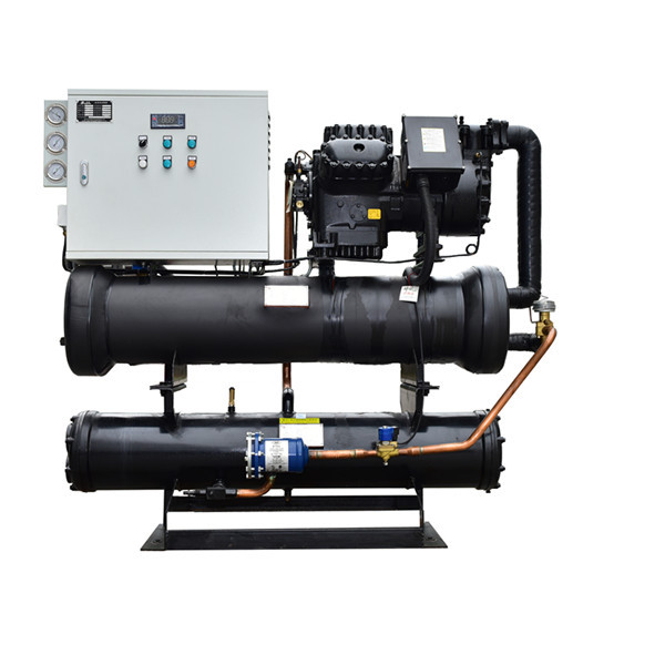 Emerson compressor water cooled chiller