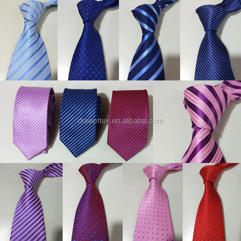 Wholesale fashion good quality sales hot  8cm  jacquard weave tie