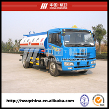 12000L Capacity oil fuel tanker truck with CCC standard