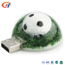 Hot Selling Custom Crystal Material USB Flash Drive 4G 8G 16G 32G 64G