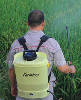 Agricultural Rechargeable Electric Battery Backpack Sprayer
