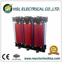 electrical equipment 3 phase dry type iron core detuned reactor for capacitor bank
