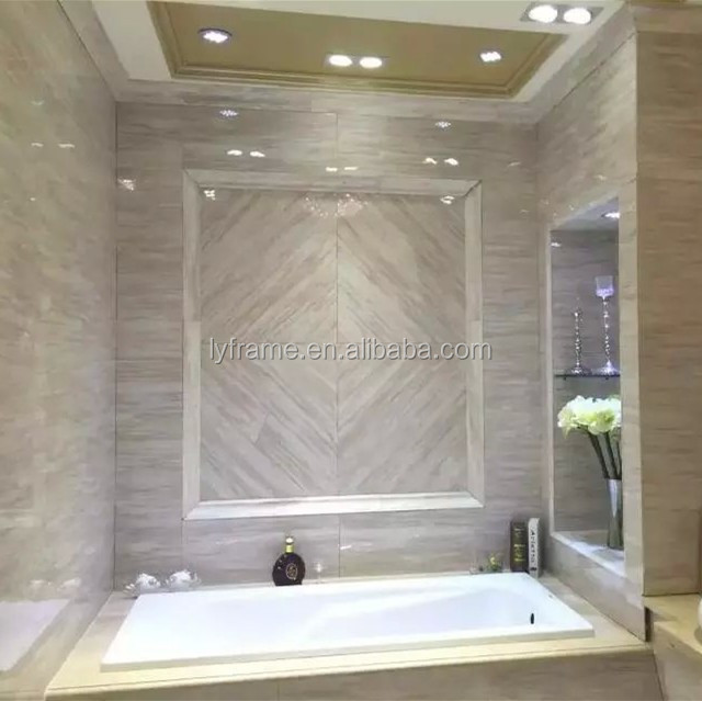 Waterproof PVC Wall Cladding and PVC Wall Panels for Bathroom