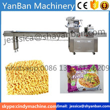Electric Driven Type and Automaticinstant noodles flow packing machine
