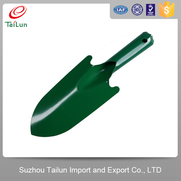 Plastic Coated A3 Steel Small Wholesale small Garden Shovels/trowel