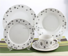 20pcs halloween dinner set , american table service style