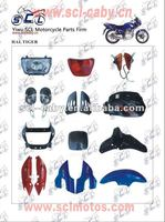 HAL TIGER motorcycle headlight fairing