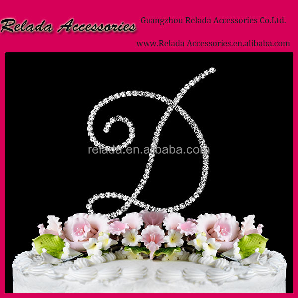 Wholesale Gifts & Crafts>>Festive & Party Supplies>>Event & Party Supplies crystal cake topper for wedding