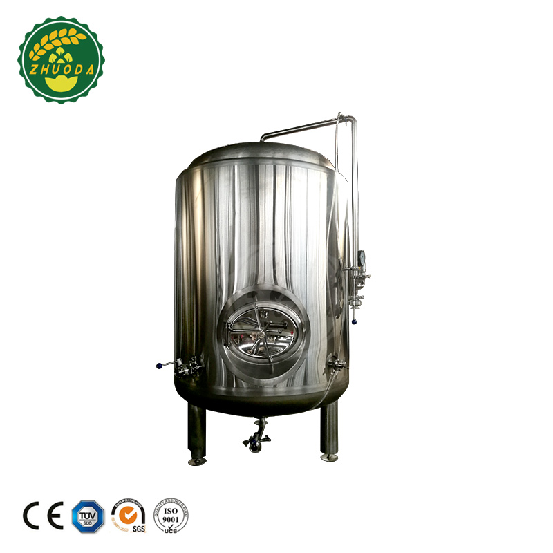 Pub Restaurant Mini Brewhouse Used Beer Brewing Kettle
