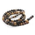 Water Love Mala Beads, Gemstones for Jewelry Making, Calm Stone