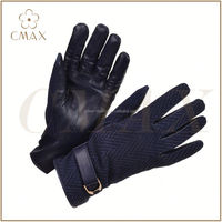 Cow Leather Driving Gloves/Cow Split Leather Glove For Industrial/AB Grade Cow Split Leather Gloves