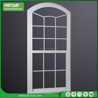 Cheap Grill Design Double Hung Replacement Window Screens With PVC Profile Fancy Screen Window