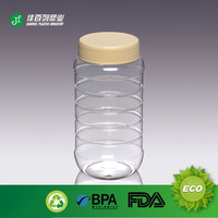 2014 China factory price hot sale plastic bottles for liquor