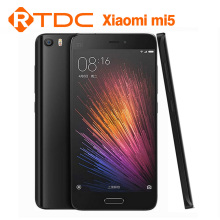 in stock !original Xiaomi Mi5 Pro 128GB Mobile Phone Black Color Qualcomm Snapdragon 820 2.15Ghz Octa Core
