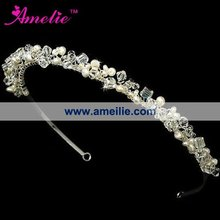 Hand made Wholesale Crowns and Tiara for Weddings & Proms