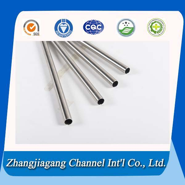 316,316L Grade welded stainless steel pipe