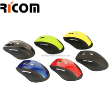 beautiful color 2.4g usb fancy wireless optical mouse driver mouse wireless for laptop