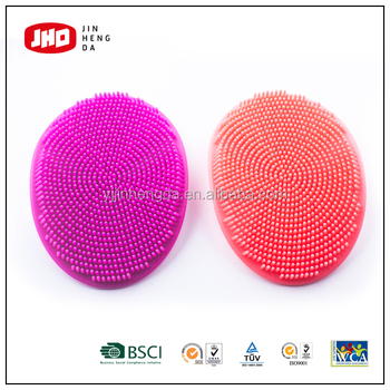 Customized silicone face/facial cleaner,silicone cleaning mat