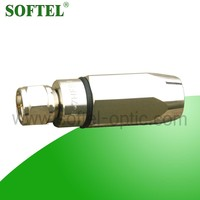 [Skype:softel009] RF Connector Waterproof CATV F Compression Connector RG6 RG11 RG59 Cable