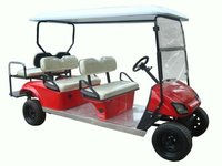 Restaurant hotel park use electric six seats golf cart