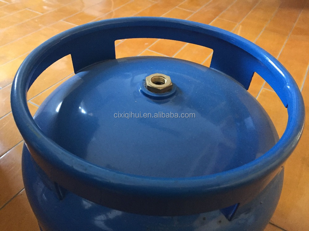 Portable 6kg LPG Gas Cylinder For Nigeria