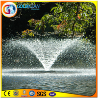Low price dolphin golf course fountain for gardens