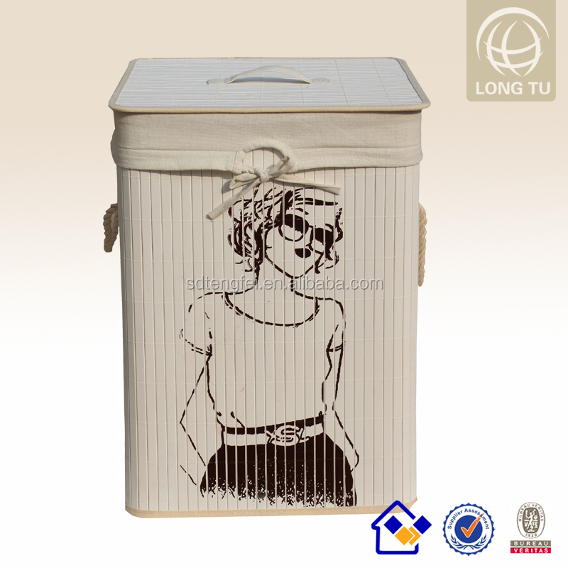2015 Spring for Russia Folding bamboo insulated outdoor storage boxes